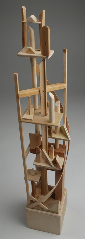 Small Construction Sculpture
