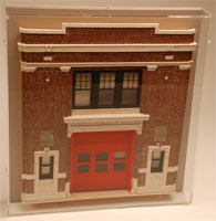 Wrigley Field Firehouse